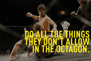 Self Defense Training Vs MMA Training